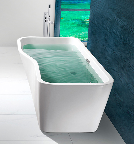 Bath Tubs Fillers Golden Vantage